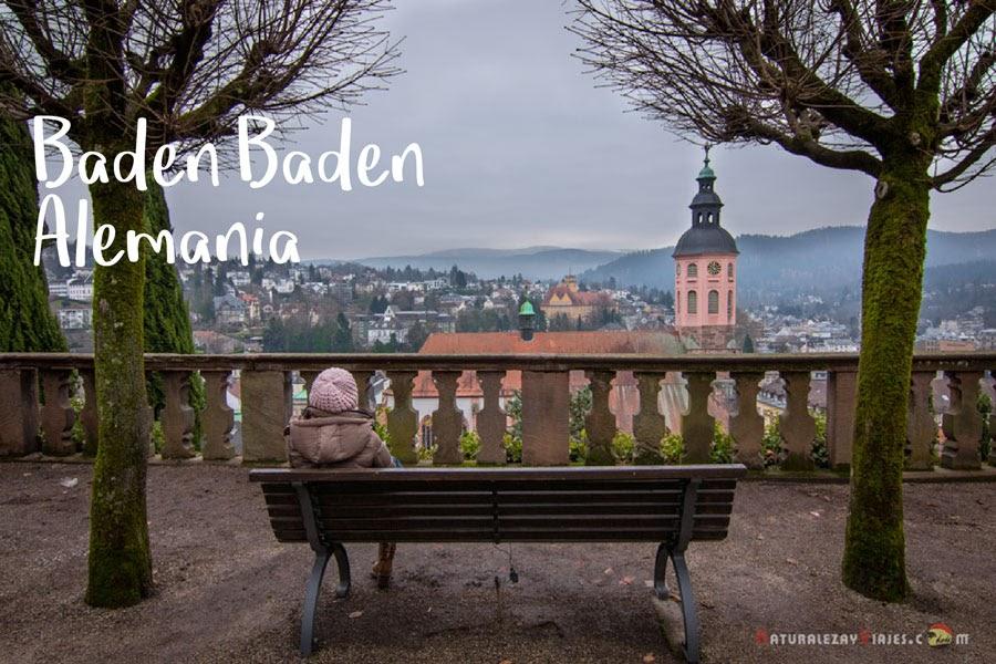 Qué visitar en Baden Baden, Alemania