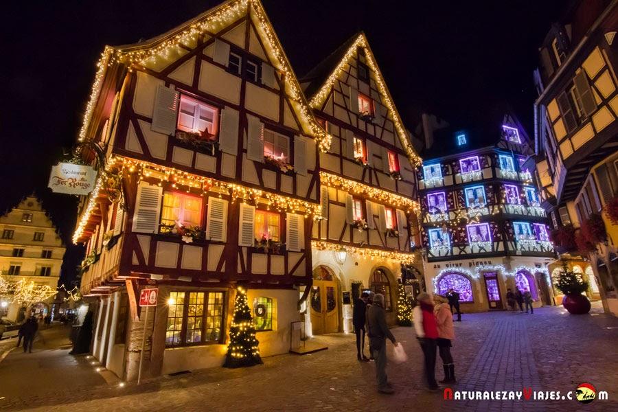 Mercado de Navidad de Colmar, Alsacia