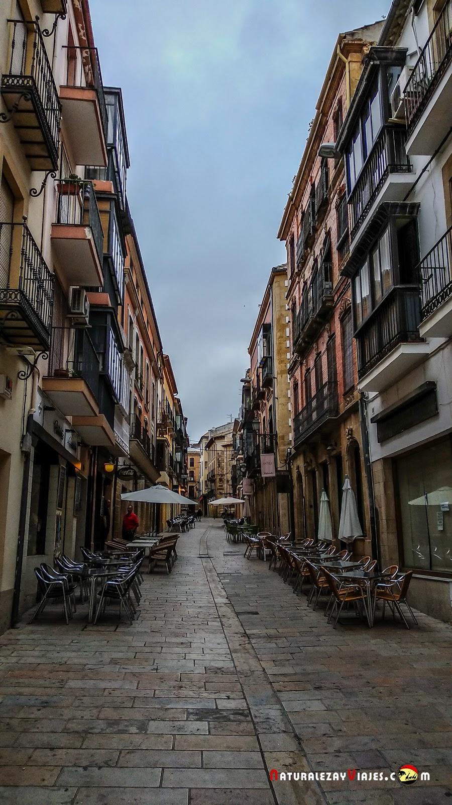 Calle Real, Úbeda