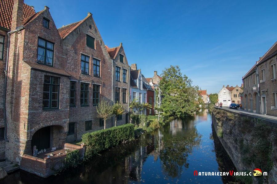 Un canal de Brujas