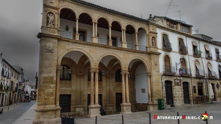 Antiguas casas consistoriales, Úbeda