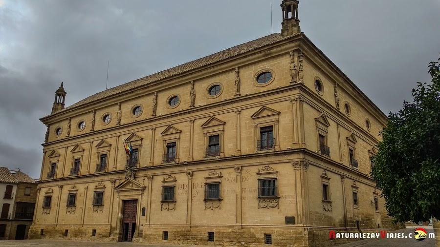 Palacio Vázquez Molina, Úbeda
