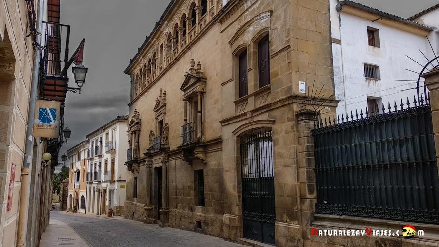Palacio Vela de los Cobos, Úbeda