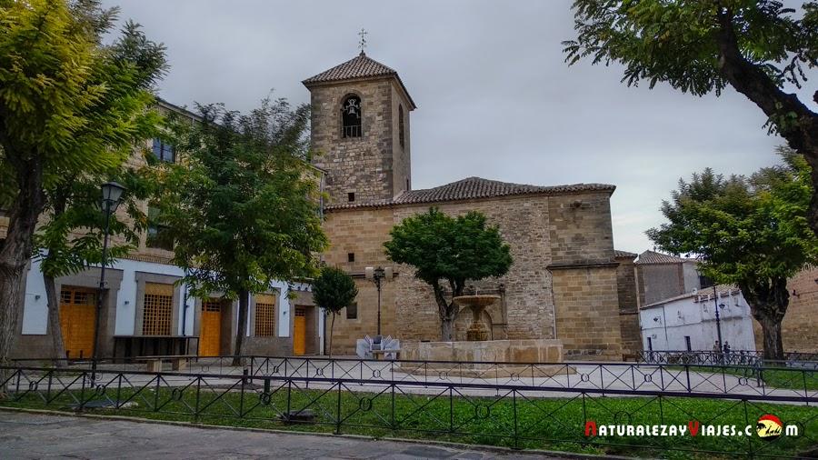 Plaza de San Pedro, Úbeda