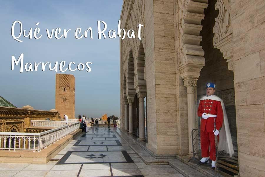 Qué ver y hacer en Rabat (Marruecos), Patrimonio de la Humanidad