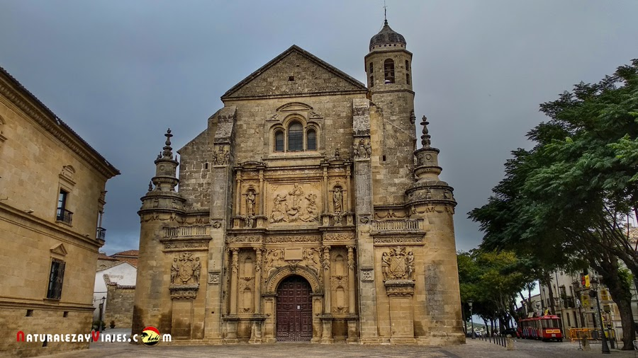 Sacra Capilla del Salvador, Úbeda