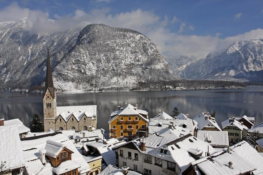 Próximo destino: Hallstatt (Austria). El pueblo más bonito del mundo