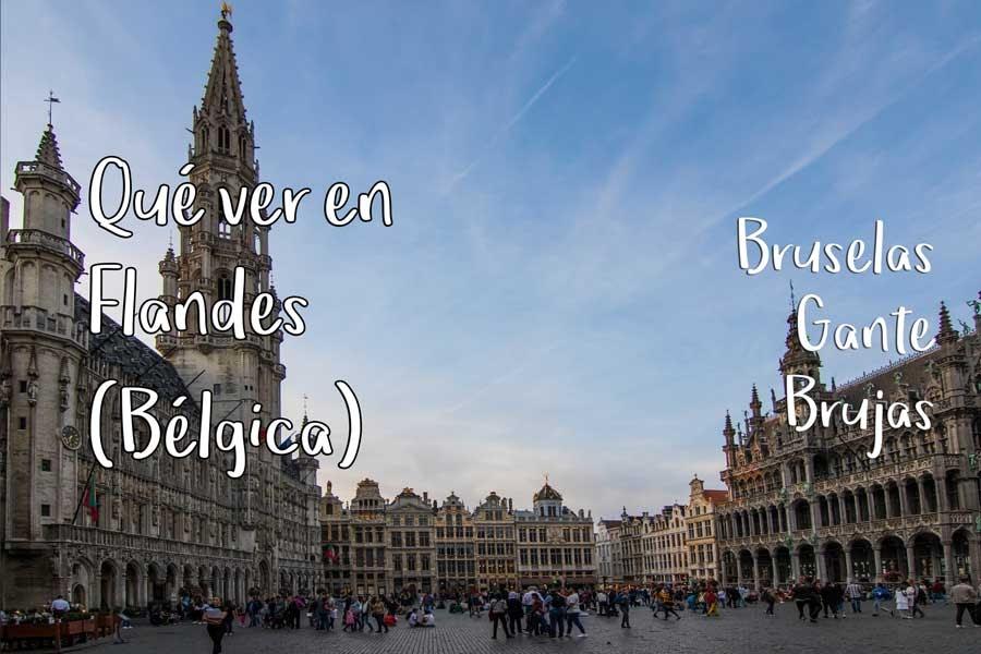 Fin de semana en Flandes