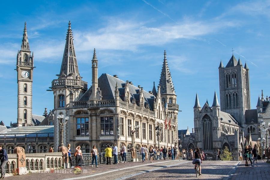 Qué ver y hacer en Gante (Flandes) en un día