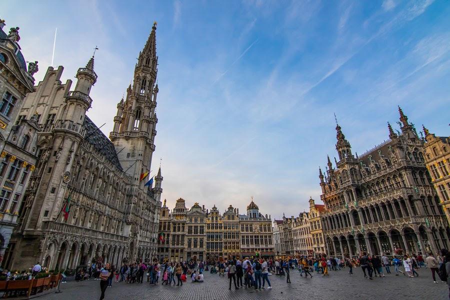 Qué ver y hacer en Bruselas (Flandes) en un día