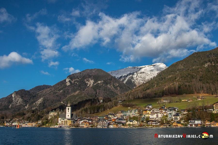 Lago St Wolfgang