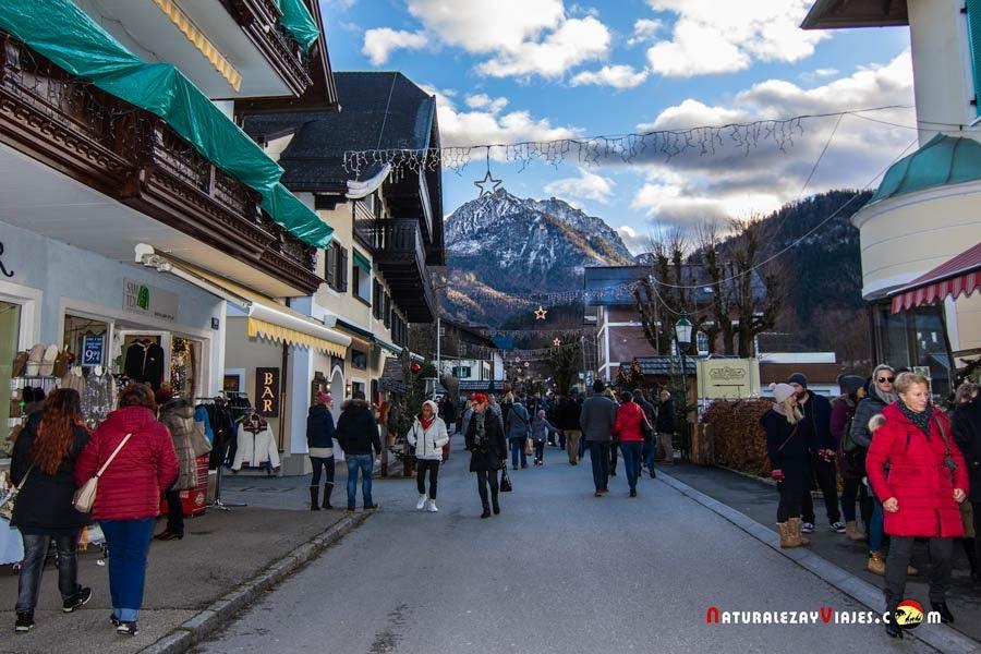 Mercado de navidad de Strobl