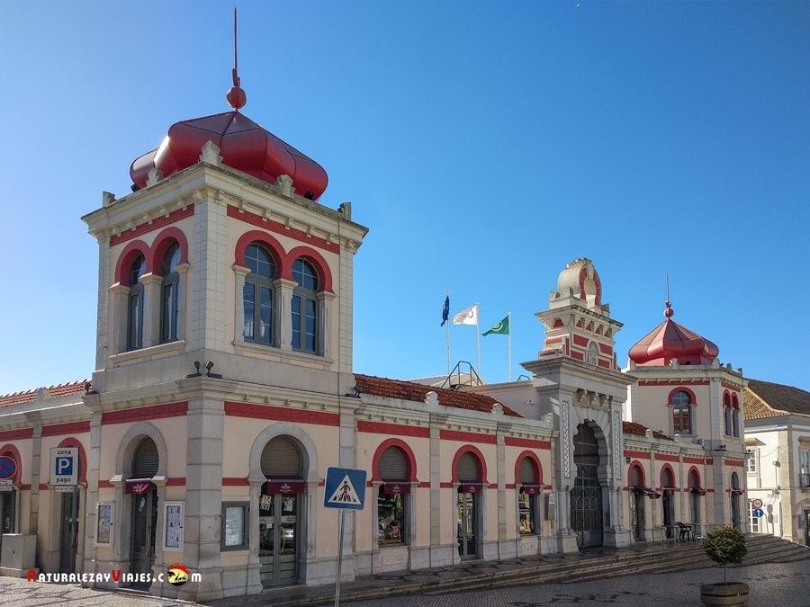 Mercado de Loulé, Algarve