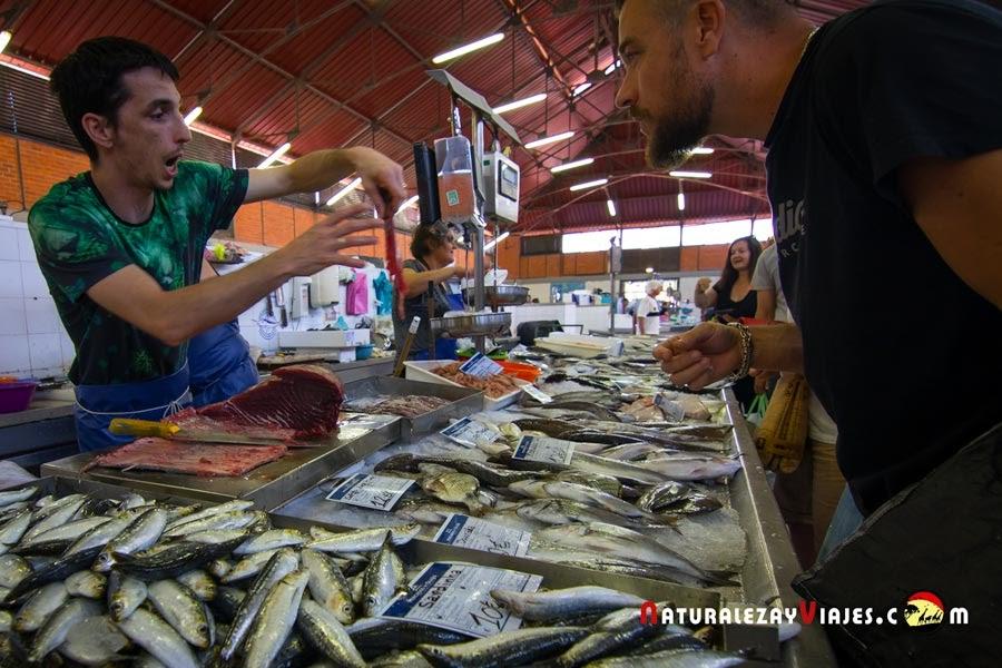 Mercado de Olhão, Algarve