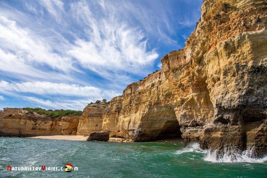 Ruta valles suspendidos Algarve