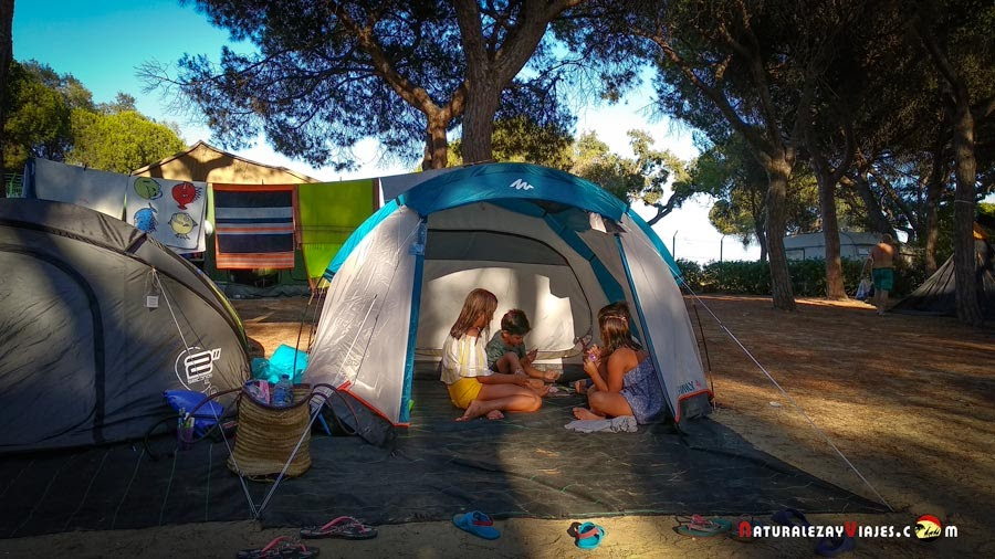 Camping Olhao, Algarve