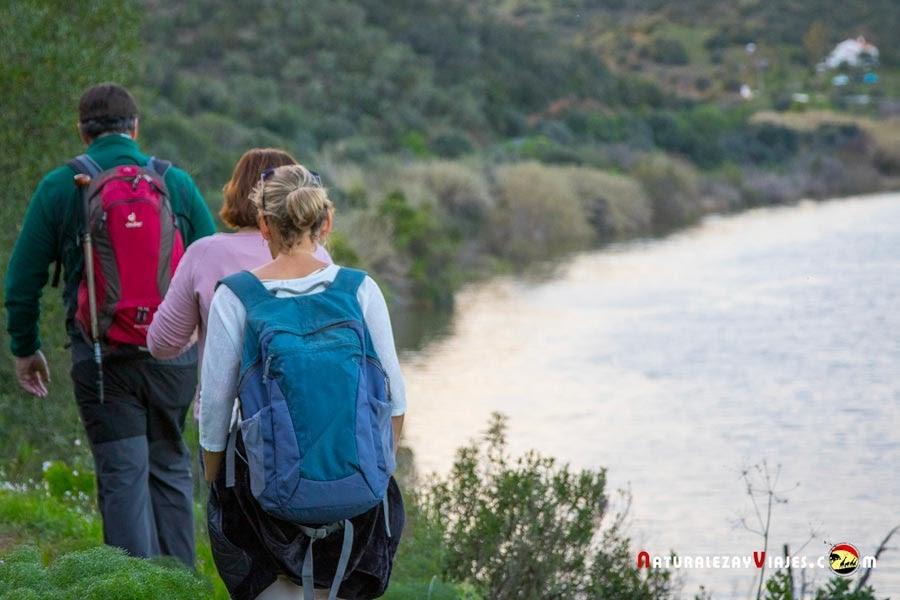 Senderismo Algarve, ideal para hacer con niños