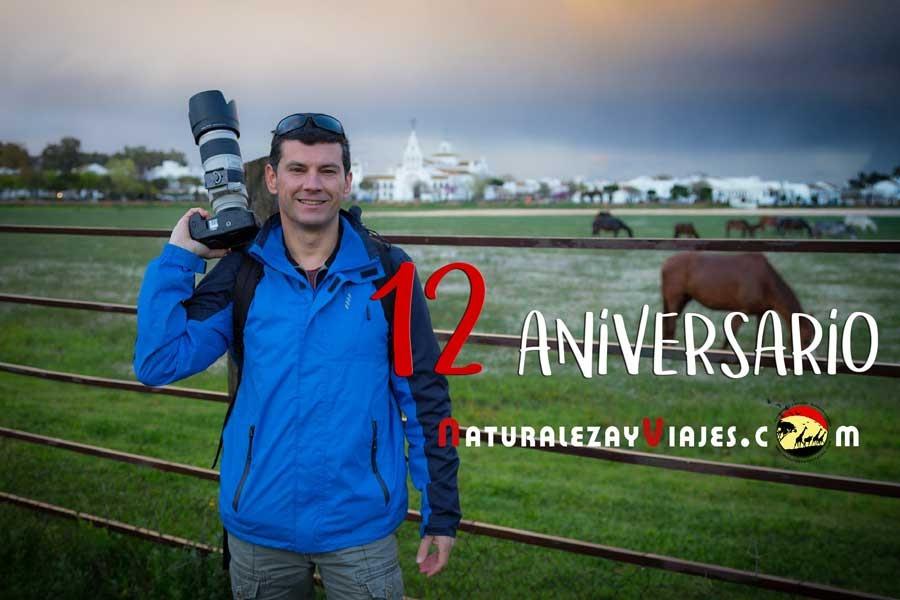 Hoy celebramos nuestro 12º aniversario de blog