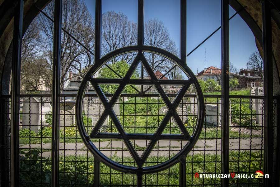 Cementerio Remuh en Kazimierz, Cracovia