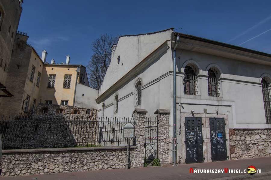 Sinagoga Kupa en Kazimierz, Cracovia