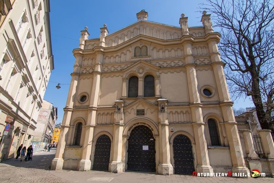 Sinagoga Tempel, Cracovia