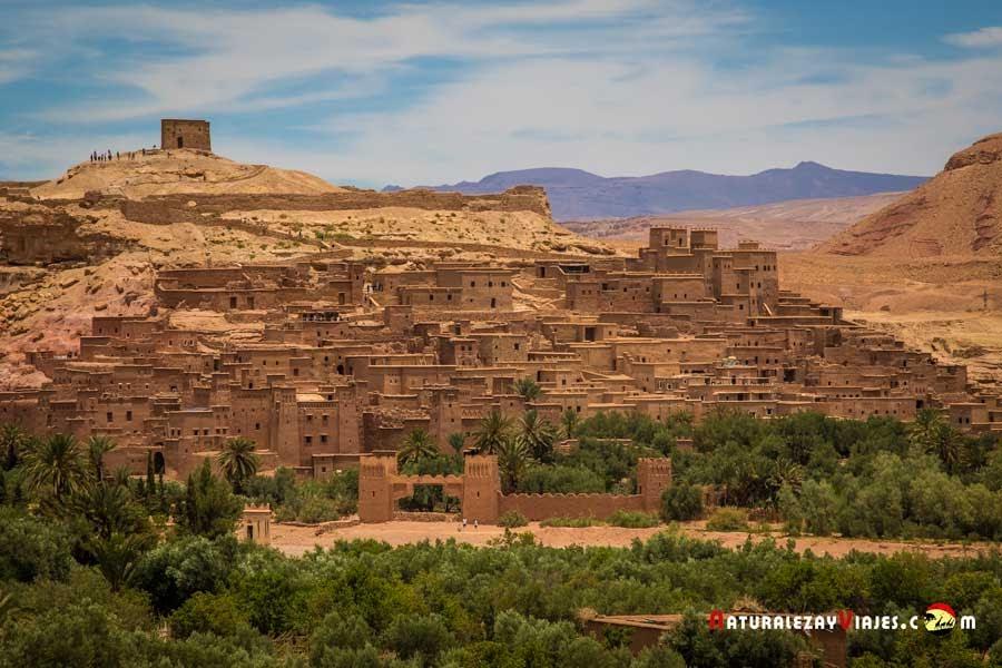 Kasbah Ait Ben Hadu, Marruecos