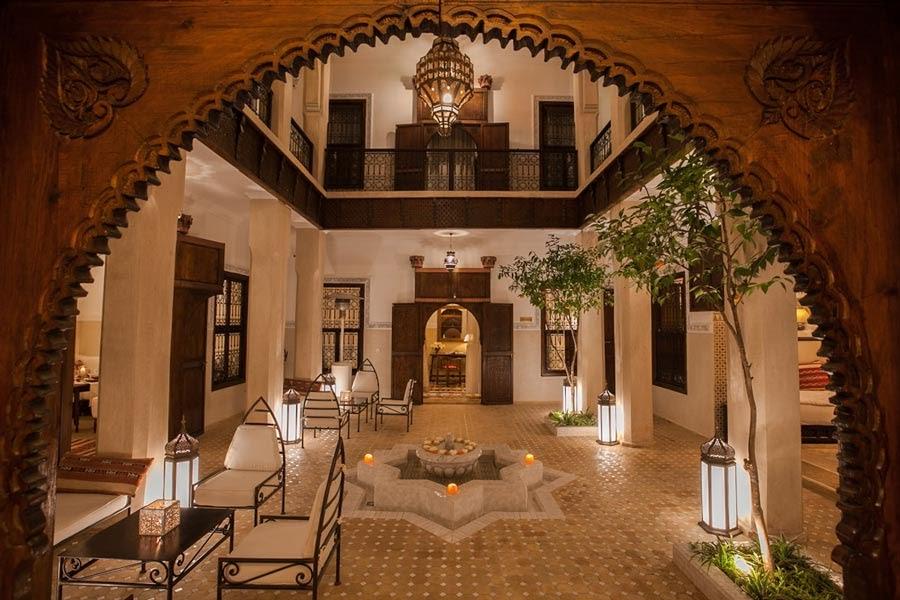 Riad Le Clos des Arts, alojamiento en Marrakech (Marruecos)