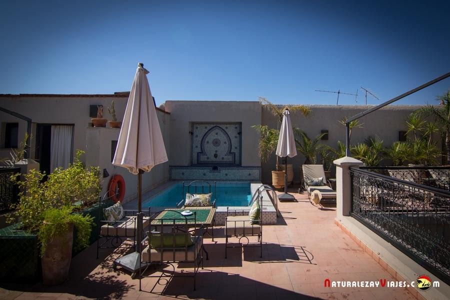 Riad Le Clos des Arts, Marrakech, Marruecos