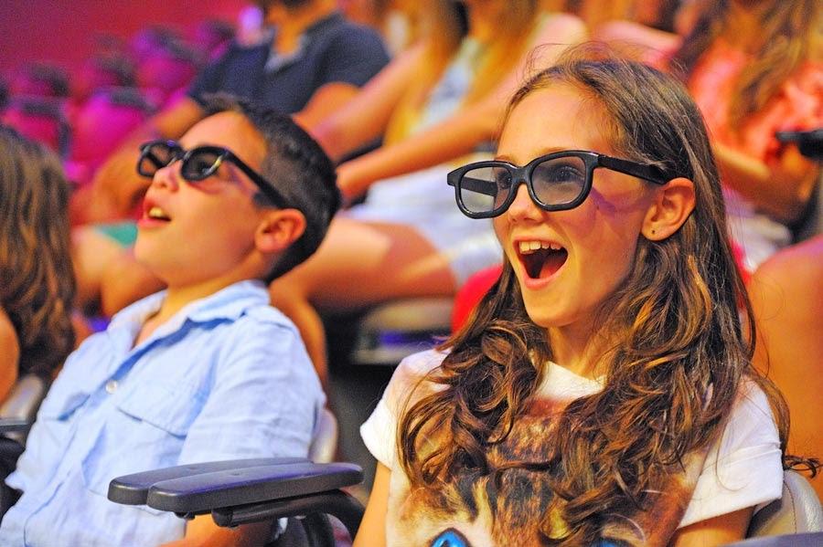Cinema 4D en Zoomarine