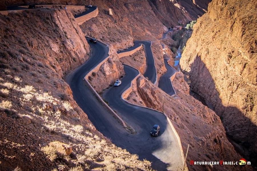 Qué visitar entre Marrakech y el desierto de Merzouga, Marruecos