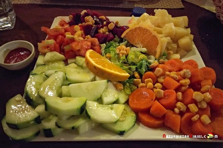 Cena en dunas Erg Chebbi, Merzouga