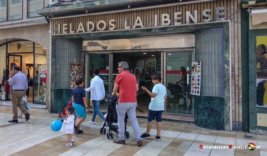 Heladería Ibense, uno de los mejores planes para hacer en Huelva