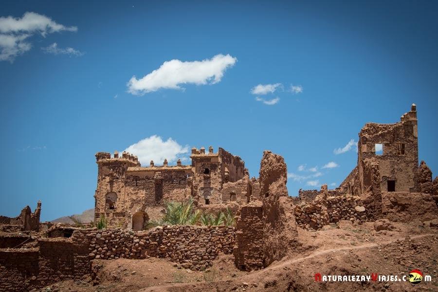 Kasbah Telouet, Marruecos