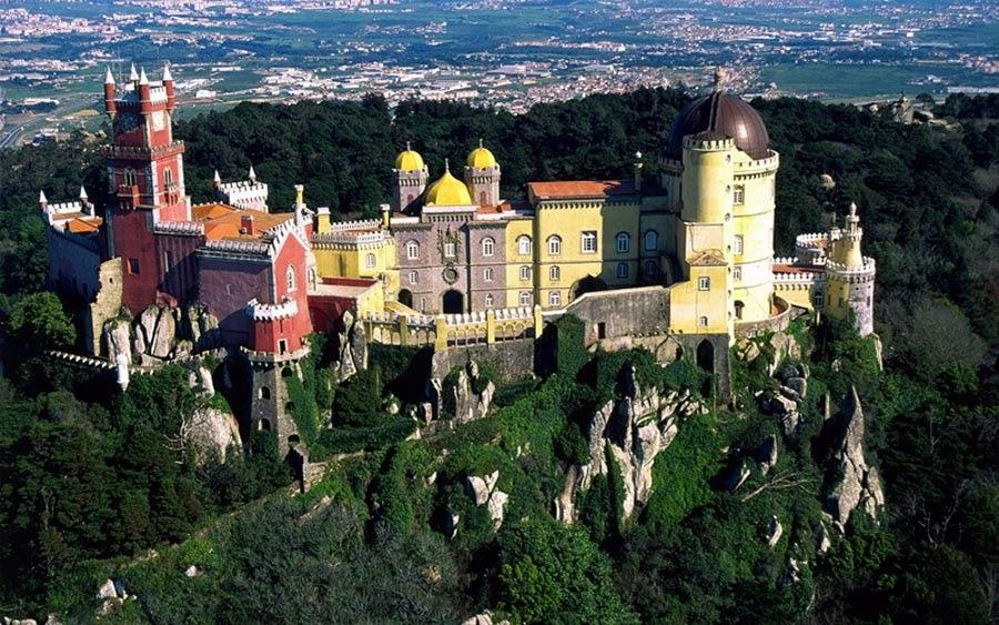Sintra y Cascais, próximo destino