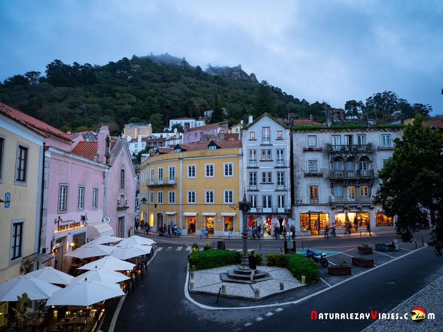 Centro de Sintra, Portugal
