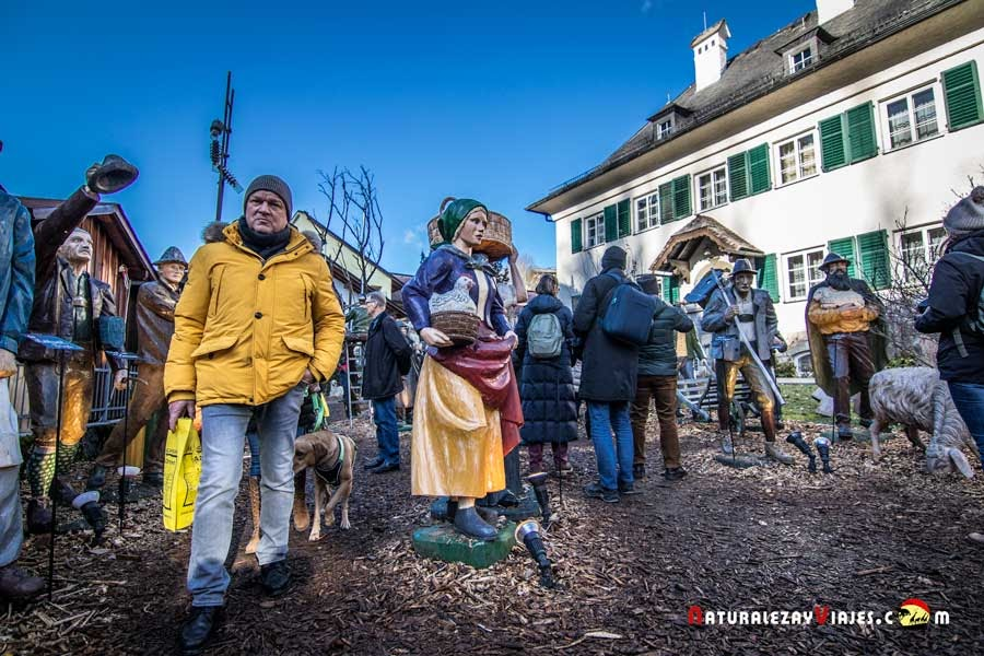 Mercado de navidad de St. Wolfgang