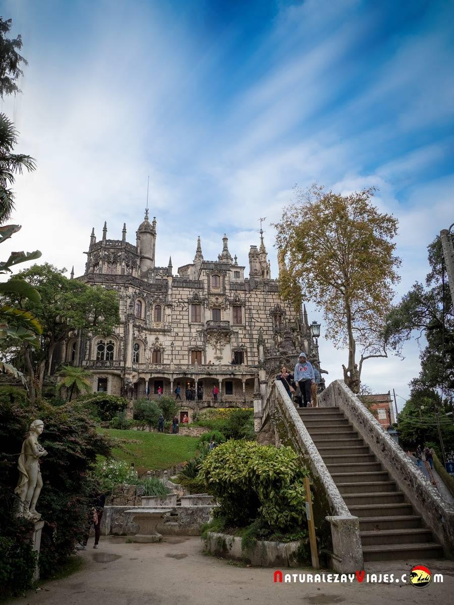 Capilla de Quinta de Regaleira, Sintra, Portugal
