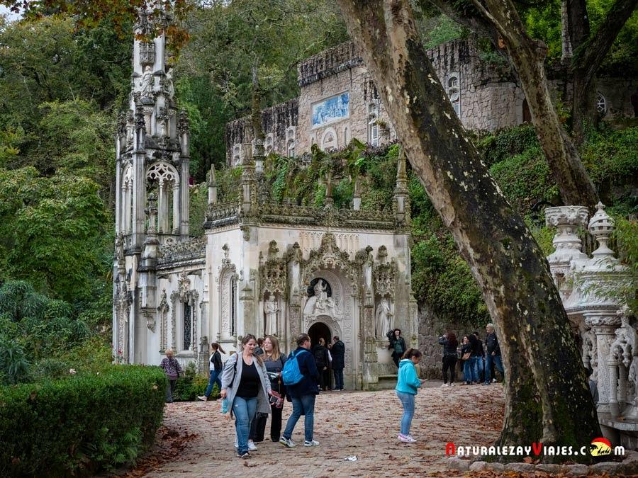 7 lugares que ver en Sintra, Portugal