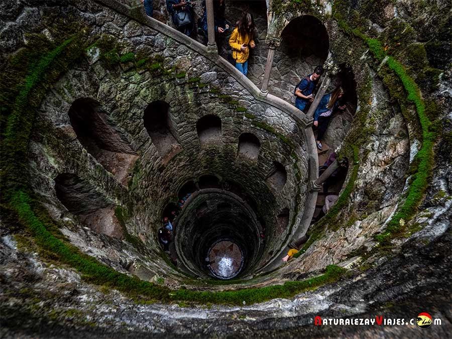 Quinta de Regaleira, lugares que ver en Sintra y Cascais
