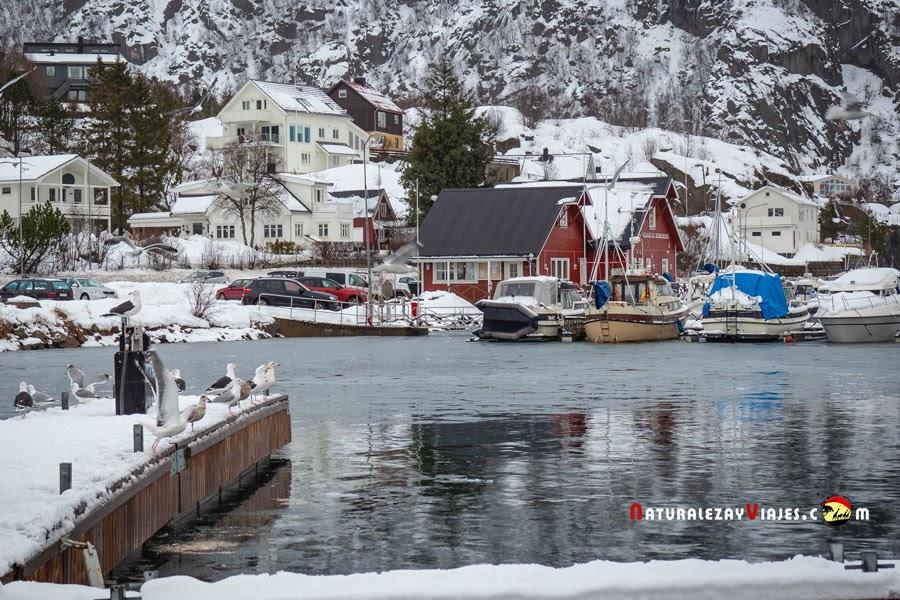 Svolvær, Islas Lofoten