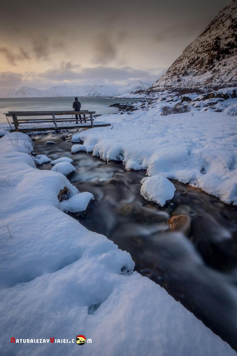 Rørvikstranda, Islas Lofoten