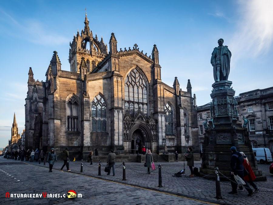Qué visitar en la Old Town de Edimburgo