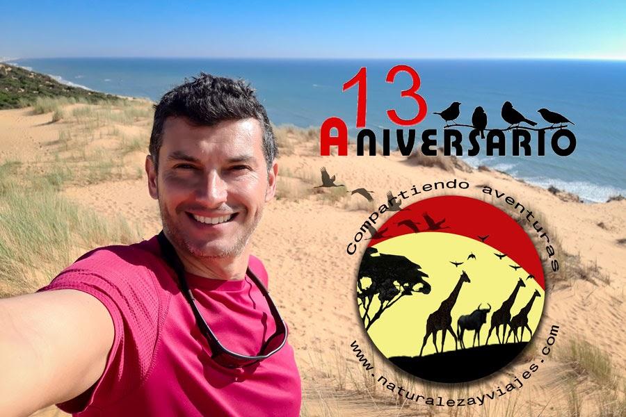 Hoy cumplimos 13 años de blog de viajes