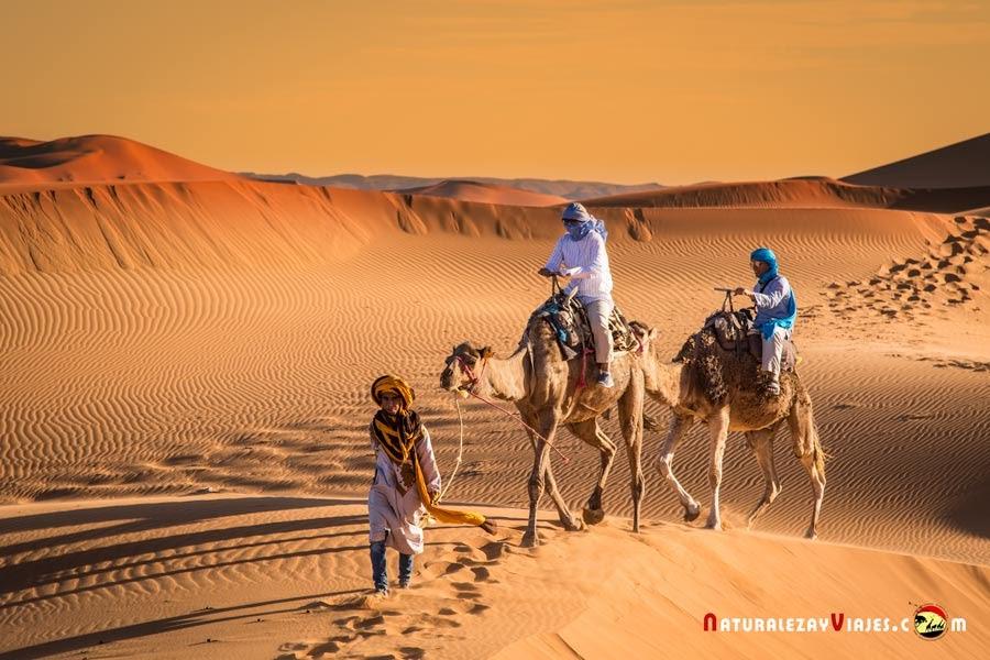 Dunas de Merzouga, Marruecos