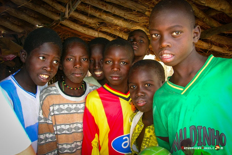 Niños Niokolo Koba