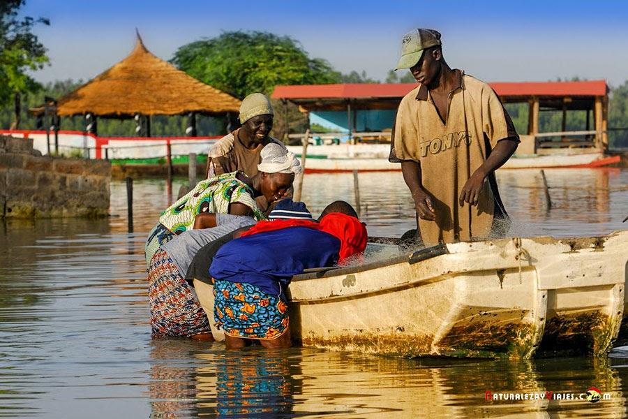 Qué visitar en Gambia