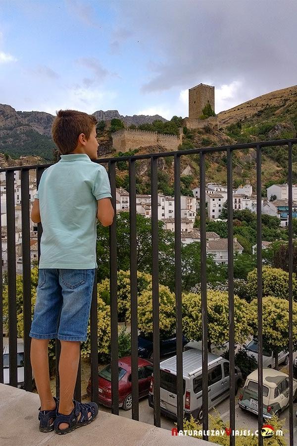 Balcón de Zabaleta, Cazorla