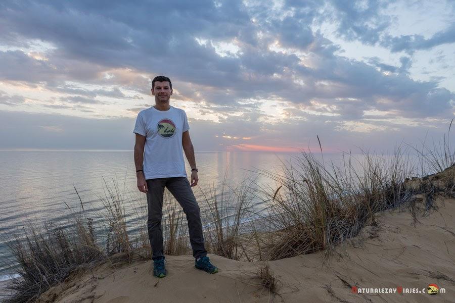 Playas del Asperillo. Costa de Huelva