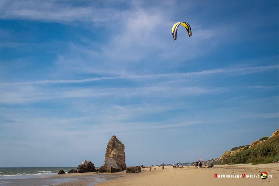 Playa pico del loro, Huelva