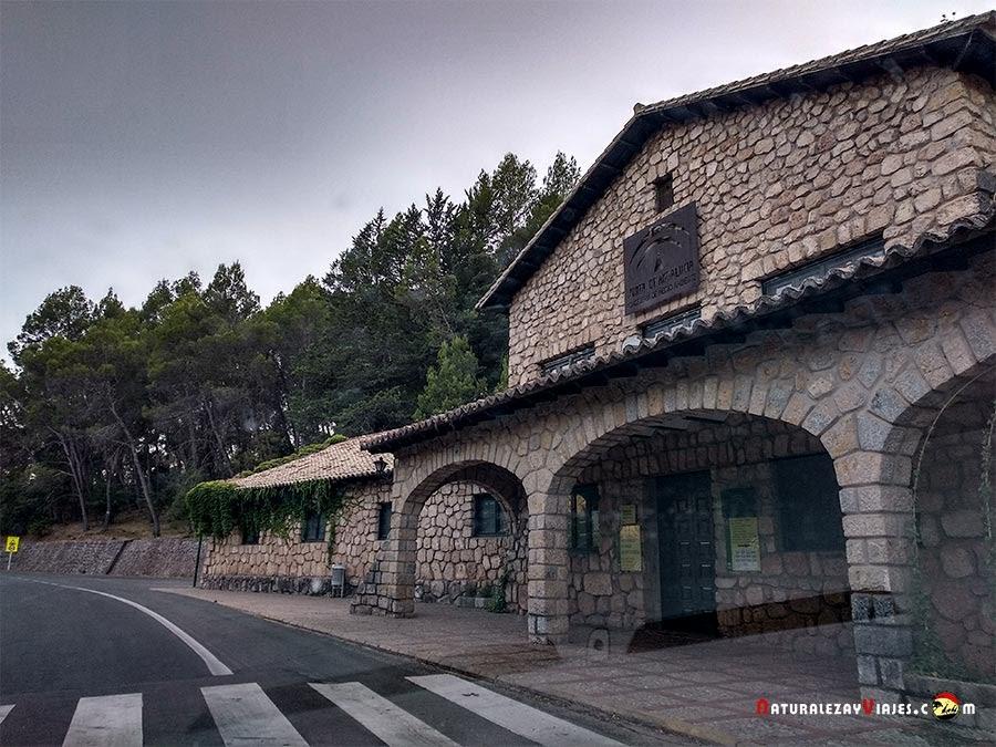 Torre del Vinagre en la Sierra de Cazorla